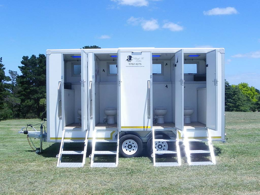 VIP Quad Toilet InsideQuad Portable Toilet Block Hire   Luxury Quad Portable Toilet  . Luxury Portable Bathrooms Melbourne. Home Design Ideas